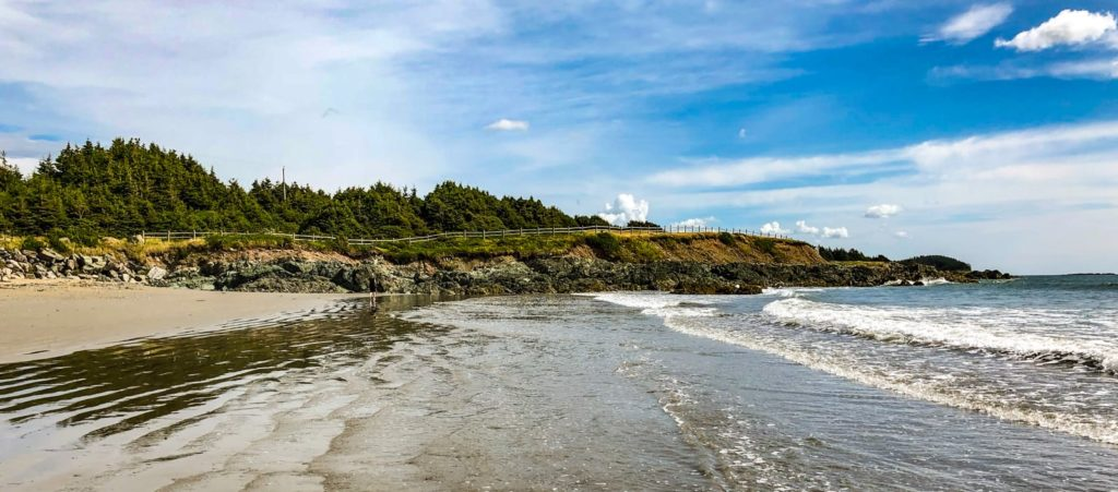 Point Michaud Beach
